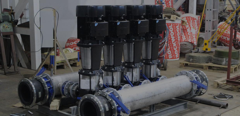 cinto-pump-station